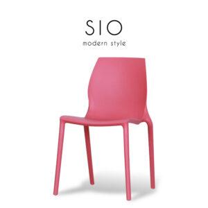 SIO (ซิโอ้) เก้าอี้โมเดิร์น โครงขาและเบาะโพลีพรอพไพลีน สไตล์โมเดิร์น ขนาด : W37 x D48 x H90-113 cm.